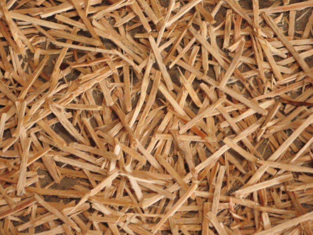 WoodStraw Erosion Control Mulch