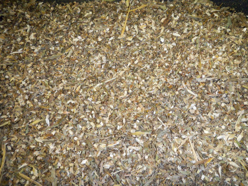 Corn Stover Feedstock