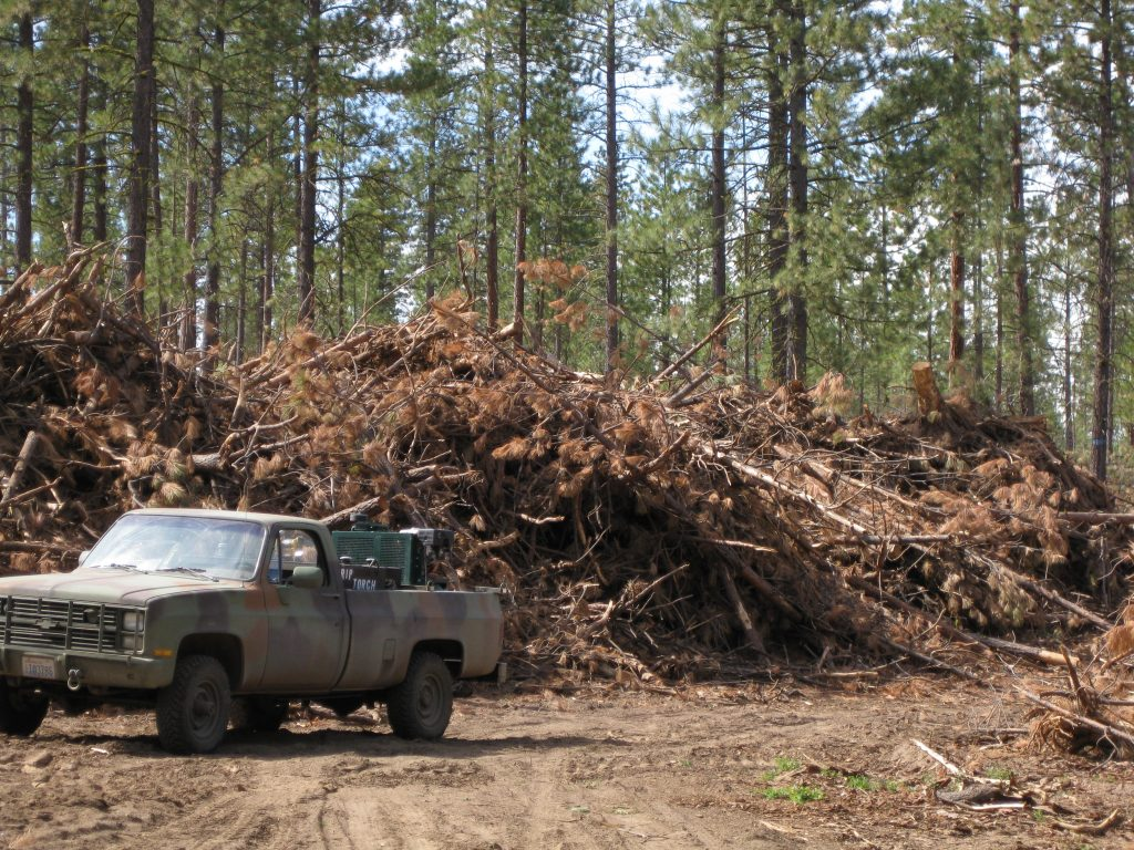 Biomass Baling