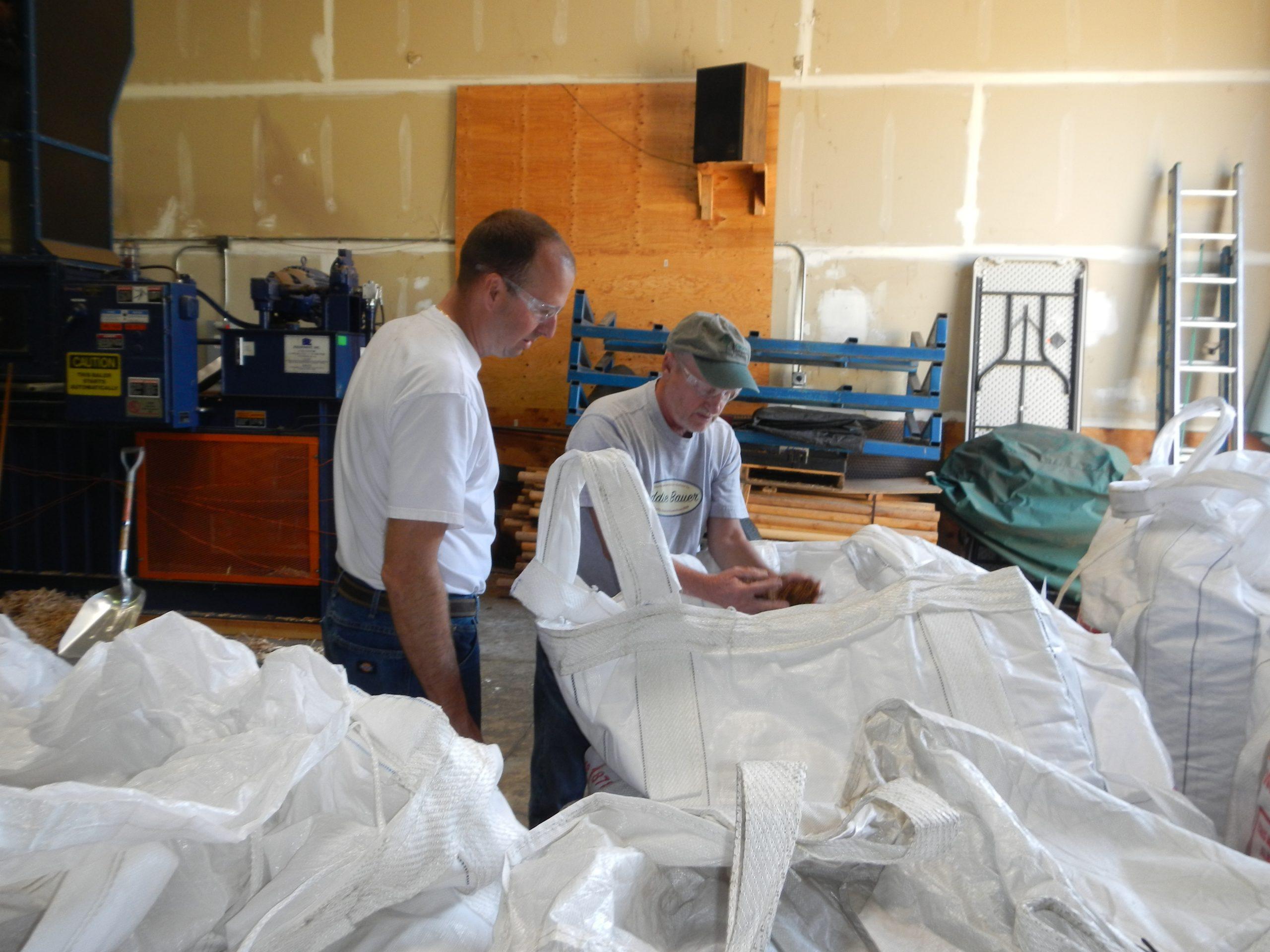 Feedstock Inspection