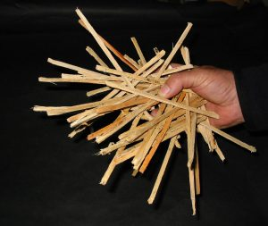 WoodStraw Handfull