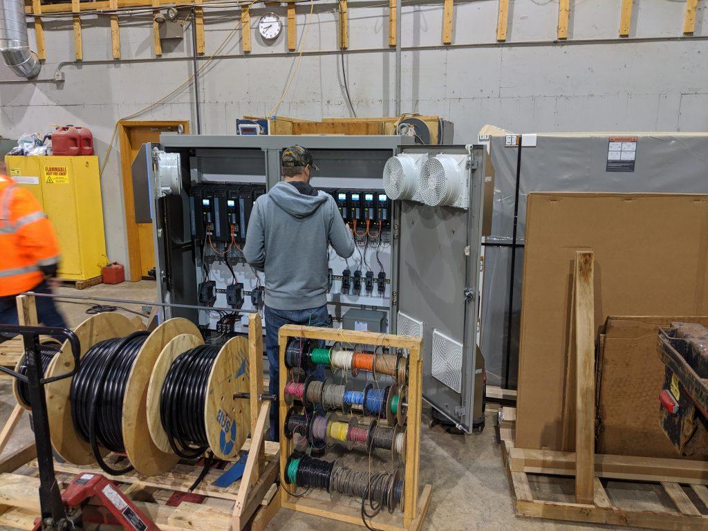 Advanced Drying Controls